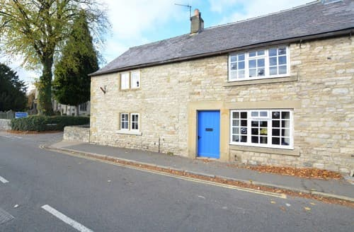 Last Minute Cottages - Stunning Bakewell Cottage S124937