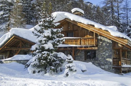Last Minute Cottages - Chalet Moana