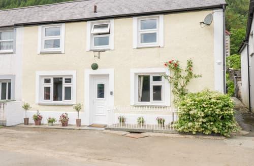 Big Cottages - Attractive Dinas Mawddwy Cottage S125074