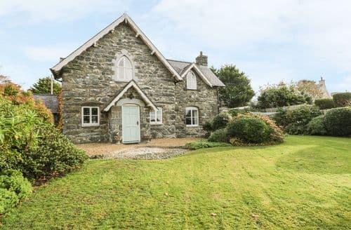 Big Cottages - Beautiful Dyffryn Ardudwy Cottage S125142