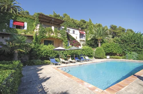 Big Cottages - Beautiful St Paul De Vence Cottage S125166