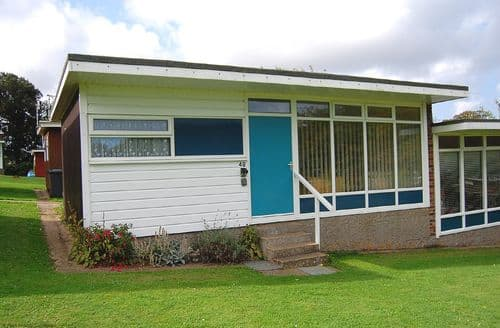 Last Minute Cottages - Attractive Cromer Lodge S125259