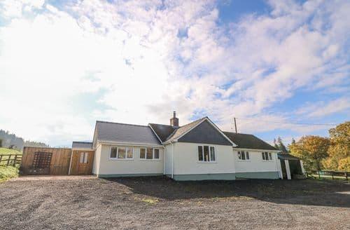 Big Cottages - Superb Brecon Cottage S125351