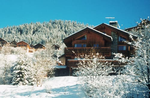 Last Minute Cottages - Lovely Meribel Cottage S125365