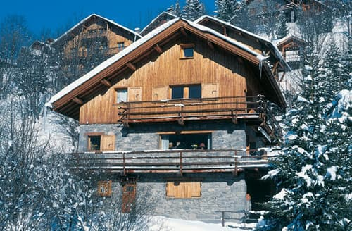 Last Minute Cottages - Tasteful Meribel Cottage S125366