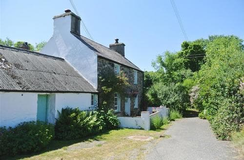 Last Minute Cottages - Gorgeous Dinas Cottage S125418