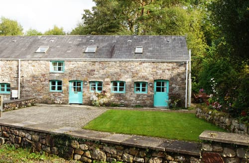 Big Cottages - Lovely Swansea Valley Cottage S125460