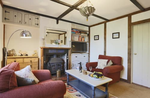 Last Minute Cottages - Exquisite Uggeshall Cottage S125476