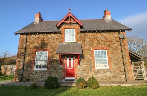 Big Cottages - Beautiful St Clears Cottage S125605
