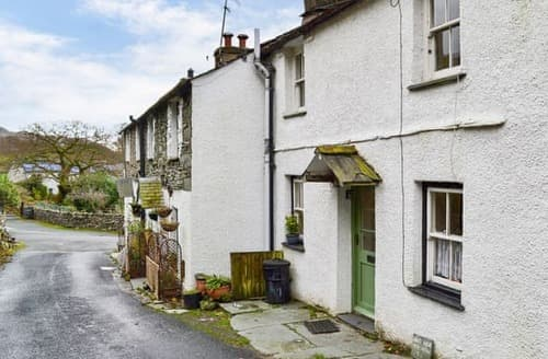 Last Minute Cottages - Wonderful Grasmere And The Langdale Valley Cottage S125660