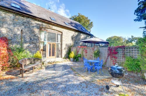 Big Cottages - Captivating Llandovery Cottage S125739