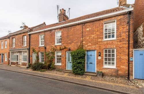 Last Minute Cottages - Charming King's Lynn Cottage S125746
