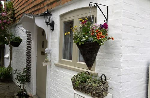Last Minute Cottages - Exquisite Tunbridge Wells Cottage S125750
