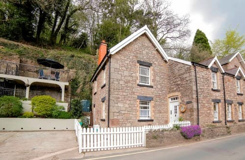 Last Minute Cottages - Exquisite Chepstow House S125751