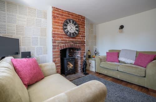 Last Minute Cottages - Splendid Debenham Cottage S125767