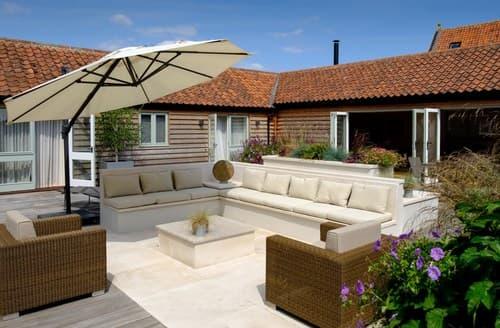 Big Cottages - Wonderful Worstead Barn S126081