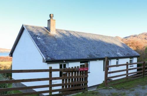 Big Cottages - Cosy Kilchoan Cottage S126118