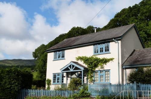 Big Cottages - Tyddyn y Coed