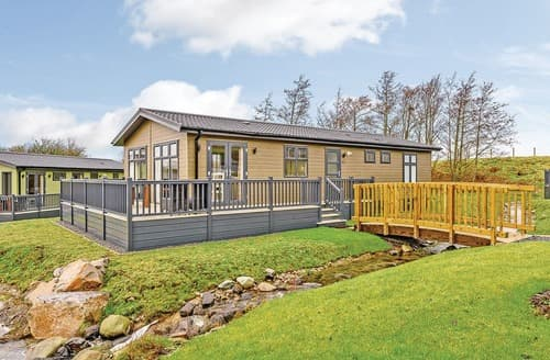 Last Minute Cottages - Gorgeous Bewaldeth Lodge S126236