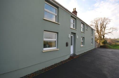 Big Cottages - Attractive Pembroke Cottage S126278
