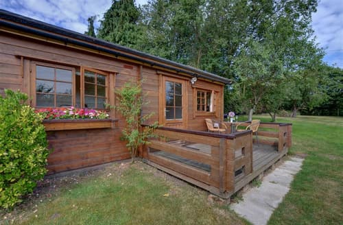 Last Minute Cottages - Delightful Wickham Market Lodge S126351
