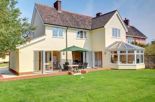 Last Minute Cottages - Excellent Hacheston Cottage S126352