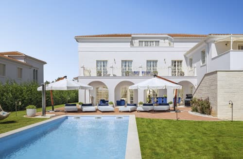Last Minute Cottages - Villa Tihana
