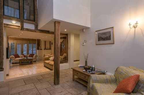 Big Cottages - Stunning Diss Lodge S126983
