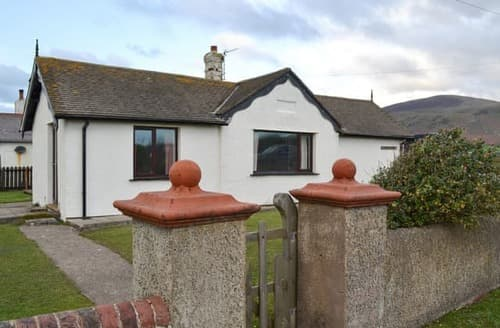 Last Minute Cottages - Attractive Haverigg And The National Park Coast Cottage S126986