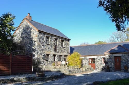 Last Minute Cottages - Luxury Helston And The Lizard Peninsula Cottage S126989