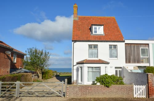 Big Cottages - Quaint Overstrand Cottage S127006