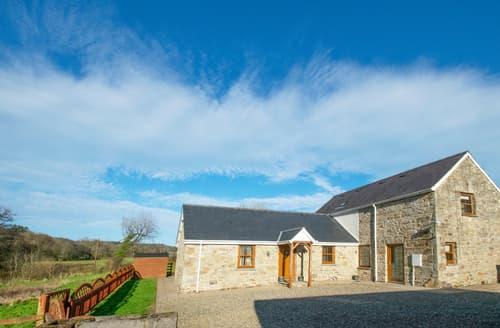 Last Minute Cottages - Superb Llandysul Cottage S127007