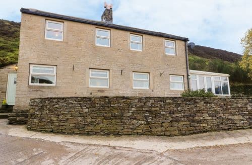 Big Cottages - Luxury Hade Edge, Yorkshire Cottage S127013