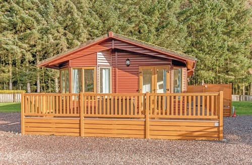 Big Cottages - Beautiful Bridge Of Awe Lodge S127047
