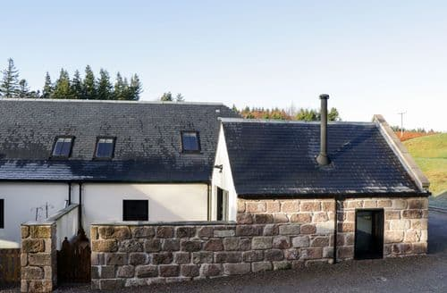 Big Cottages - Lovely Banchory Cottage S127072