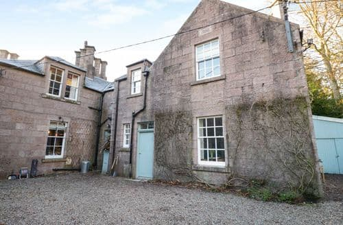 Last Minute Cottages - Inviting Banchory Cottage S127073