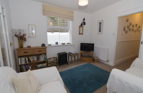 Dog Friendly Cottages - An Marghty, 4a Carthew Terrace
