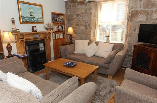Last Minute Cottages - Godrevy Sight, 32 Trenwith Place