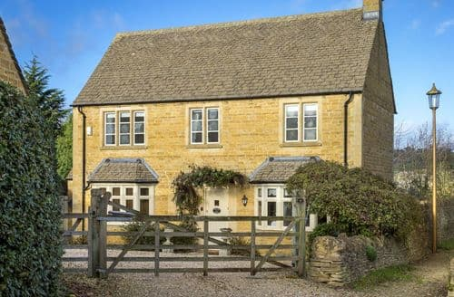 Dog Friendly Cottages - Compton House, Chipping Campden