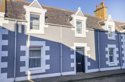 Big Cottages - Excellent Findochty Cottage S127456