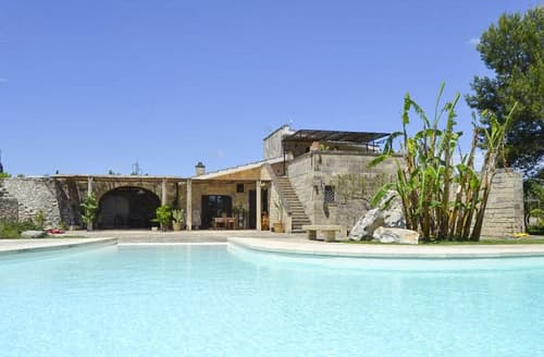 Last Minute Cottages - Masseria Palmeto