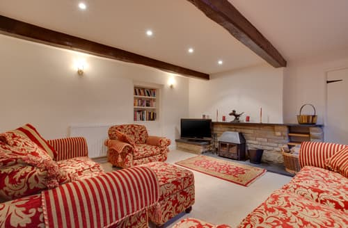 Big Cottages - Cosy Middleham Cottage S127652