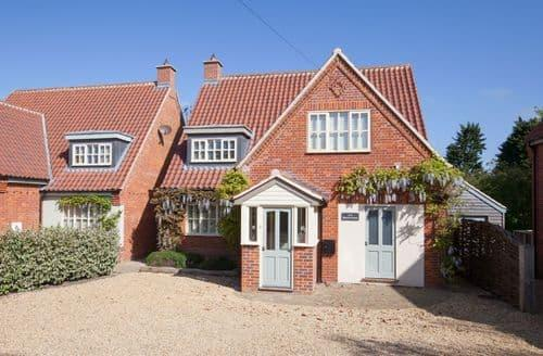 Big Cottages - Beautiful Hunstanton Cottage S127654