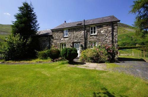 Big Cottages - Wonderful Machynlleth Cottage S26974