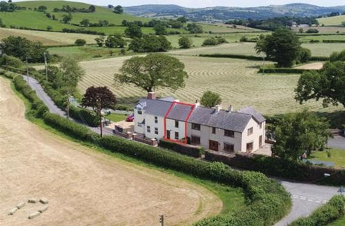 Last Minute Cottages - Luxury Conwy Valley Cottage S72790
