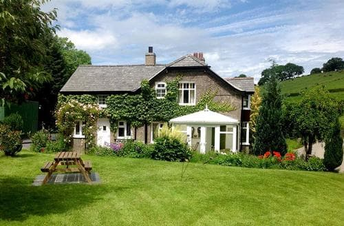 Last Minute Cottages - Coedfa Pont Y Garth