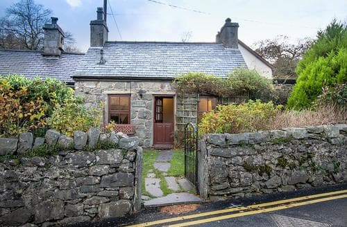 Last Minute Cottages - Y Bwthyn Llanberis