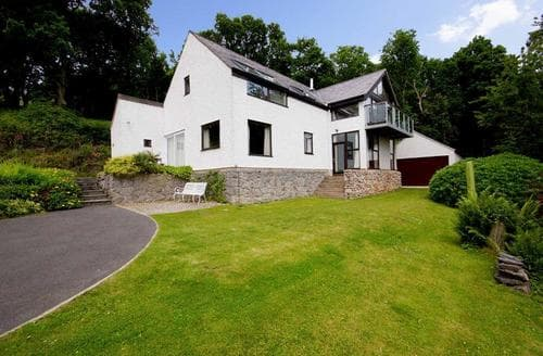 Big Cottages - Delightful Conwy Valley Cottage S26884
