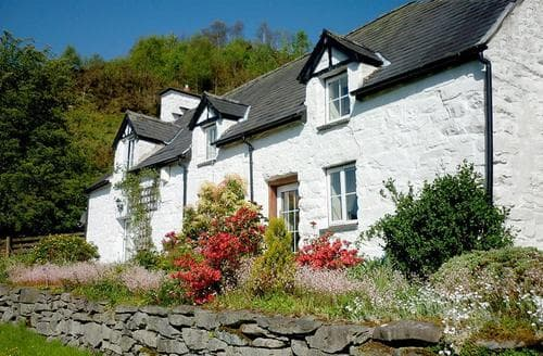 Big Cottages - Attractive Snowdonia Cottage S26852