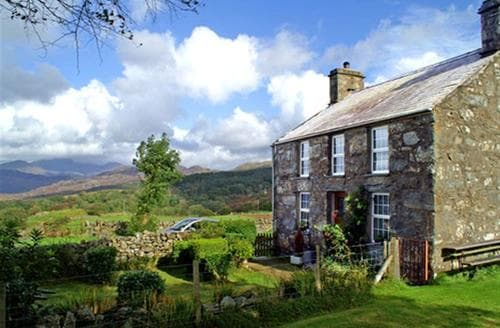 Big Cottages - Adorable Penrhyndeudraeth Cottage S26922